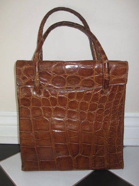 Shop my closet on @Jodie Guirey. I'm selling my Tan Skin Vintage Handbag Bag. Only $79.99