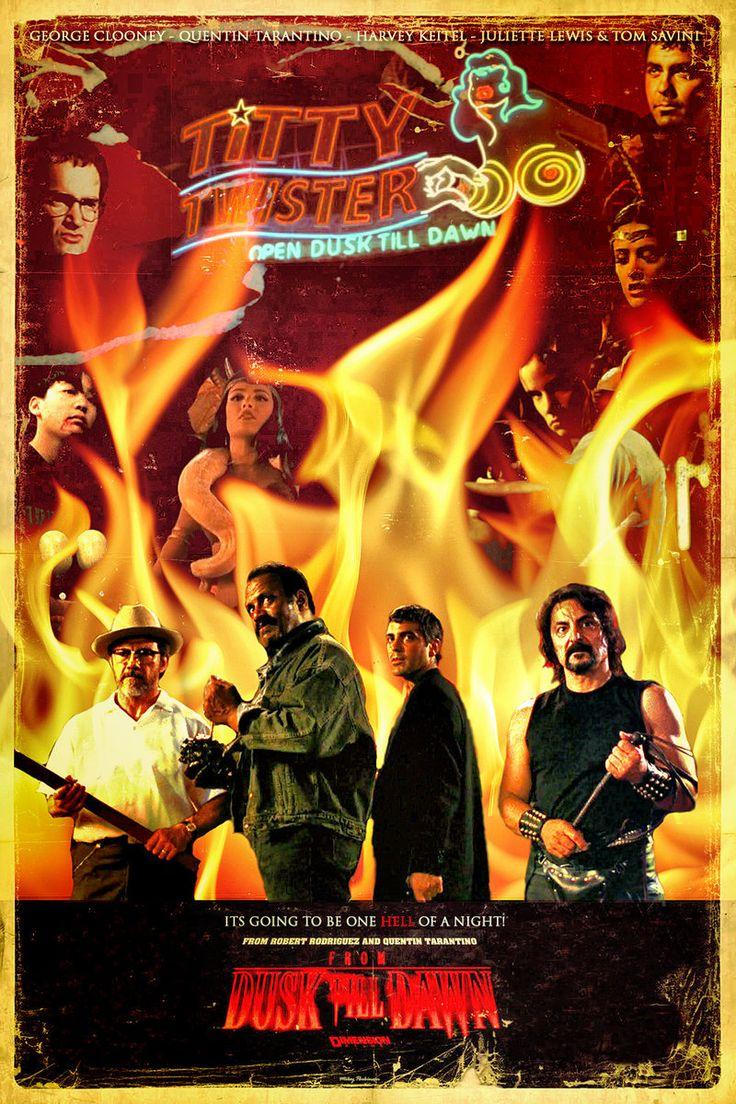 Dawn Movie Dusk Till Dawn Film Dusk Till Dawn