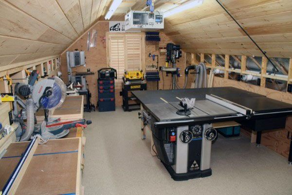 Top 60 Best Garage Workshop Ideas Manly Working Spaces Calisma