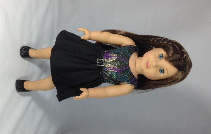 Mjs Let's Party - A Party Dress for Grace Thomas and all American Girl Dolls by MjsDollBoutique18T on Etsy