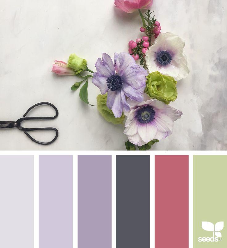 {color spring} image via: @c_colli