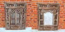 Znalezione obrazy dla zapytania falbanki drewniane