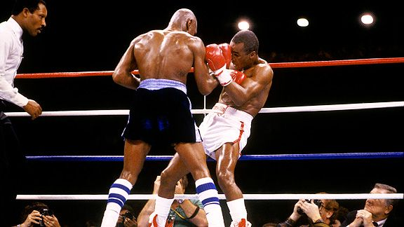 """An oral history of the 1987 middleweight championship fight between """"Marvelous"""" Marvin Hagler and """"Sugar"""" Ray Leonard."""