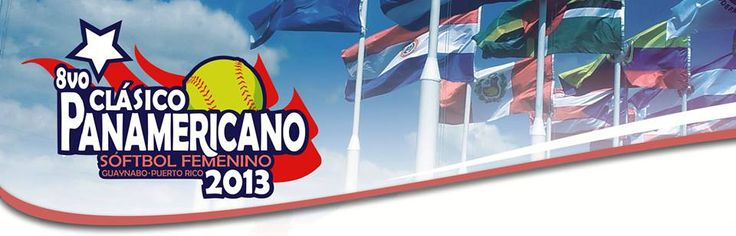 8vo Clásico Panamericano de Sóftbol Femenino @ Guaynabo #sondeaquipr #softballfemenino #panamericano #guaynabo