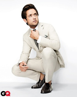 Justin Chatwin-have considered renewing Showtime solely to watch him on Shameless.