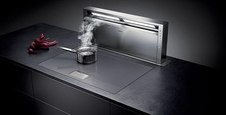 Gaggenau: electrodomésticos. Distribuidor Oficial. www.zaniadesign.es
