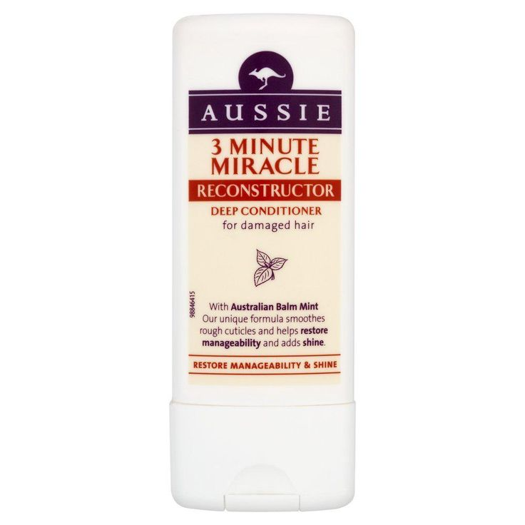 PRICE CRASH Aussie 3 Minute Reconstructor Conditioner 75ml Travel Pack Pack of 24 NOW £3.71