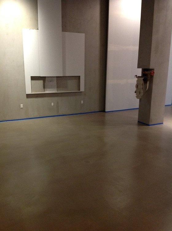 Interior Decorative Concrete : Best images about interior decorative concrete on