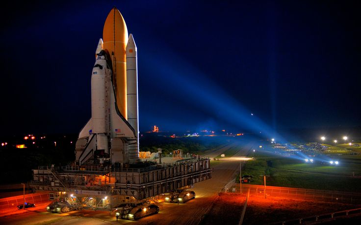 Seeing this really makes me miss the Space Shuttle