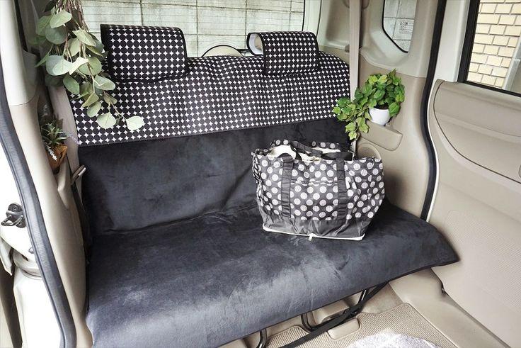 シンプルで可愛い北欧デザインの車用シートエプロン シートカバー インテリアショップが提案するカー用品専門店 Kurumari クルマリ シートカバー エプロン カー
