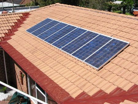 Residential solar electric power will function with most homes. Solar panel systems are engineered to work with most roofing materials, in most locations, any where direct sunlight is available. - www.freeresidentialsolarpower.com