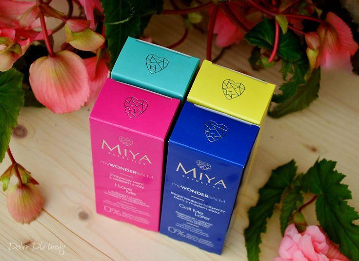 MIYA Cosmetics myWONDERBALM - I Love Me, Hello Yellow, I'm Coco Nuts & Call Me Later
