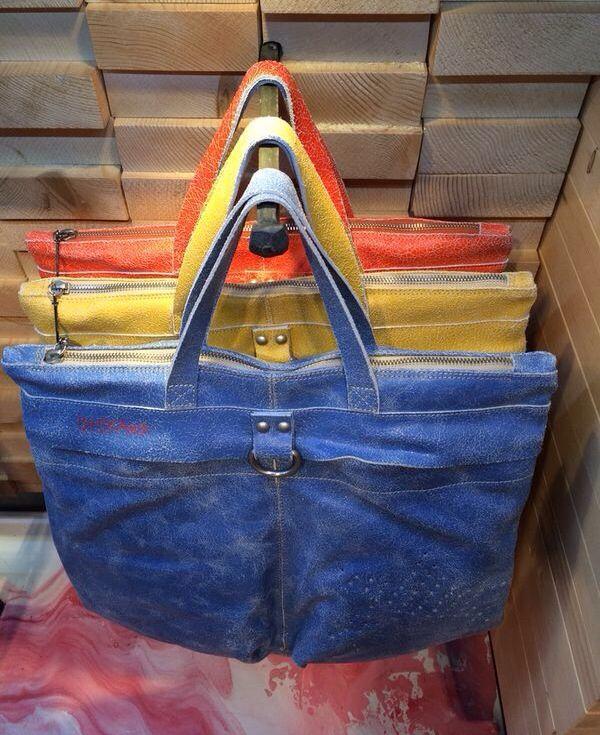 COLORE COLORE COLORE Anticipo P/E 2014  Ishikawa bags ...non solo sneakers !!