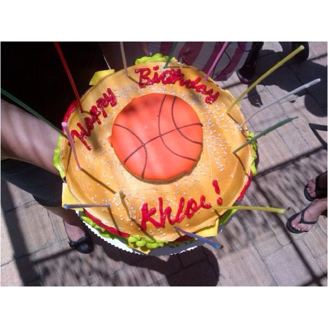 17 Best Images About Kardashian Birthday Cakes On