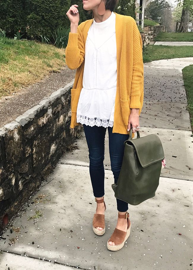 Modest Fashion Blogger Kilee Nickels and my favorite fashion outfit roundup post. Real life fashion. Momiform ideas. Street Style.