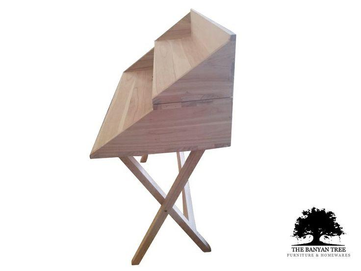 The Banyan Tree Flip Top Desk http://www.thebanyantree.com.au/collections/desks/products/lh-2210-flip-top-desk