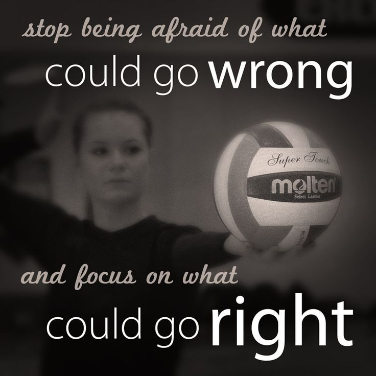Motivational Quotes For Sports Teams Last Game: 25+ Best Volleyball Quotes On Pinterest