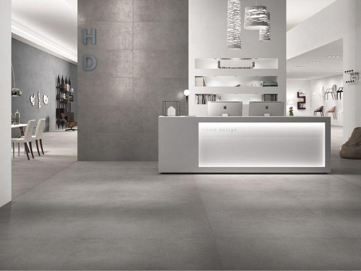 porcelain concrete looking tiles - Google Search