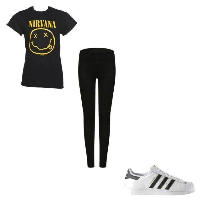 """""""#395"""" by aureeliet on Polyvore featuring adidas"""