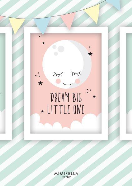 Poster Babyzimmer | 25 Einzigartige Babyzimmer Madchen Ideen Auf Pinterest Ideen