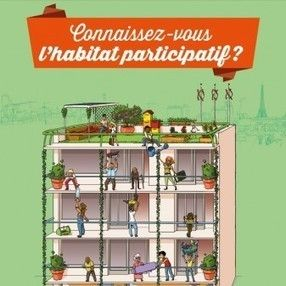 Paris se lance dans l'#habitat #participatif | l'actu immo | Scoop.it