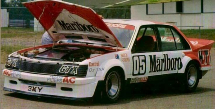 1982 HDT  Peter  Brock Commodore