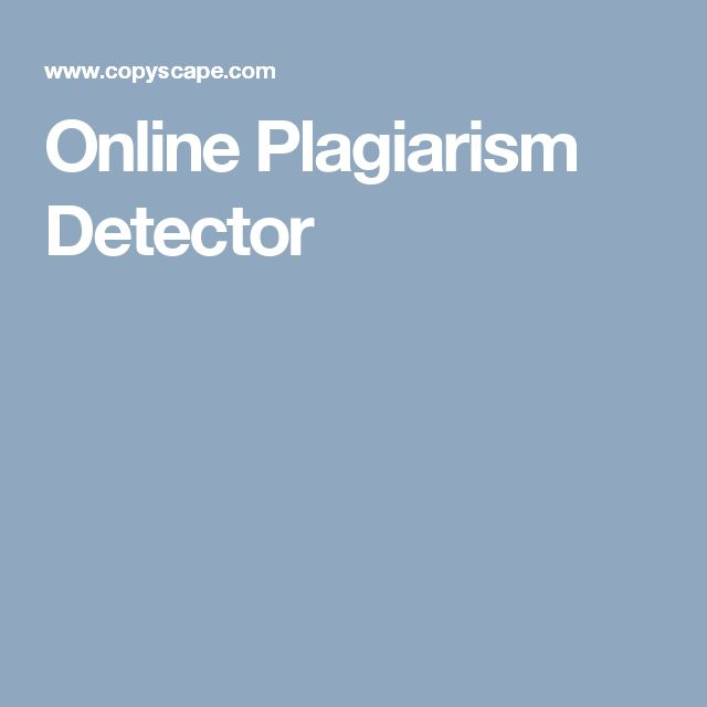 best plagiarism detector ideas plagiarism copyscape is a plagiarism checker the software lets you detect duplicate content and check if your articles are original