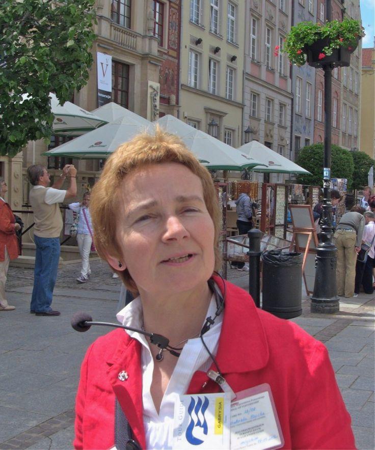 Gabriela Kosicka - Licencjonowany przewodnik po Gdańsku, Gdyni, Sopocie - język polski i angielski, licensed tour guide English   #touristguide #gdansk #sightseeing