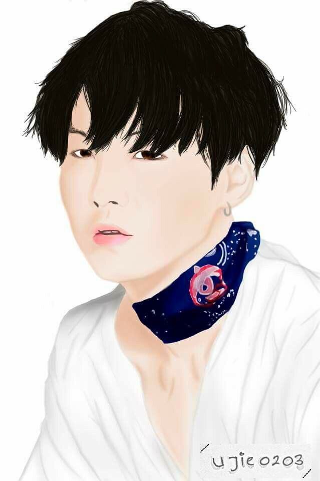 [FA] Suga [don't edit & reupload]