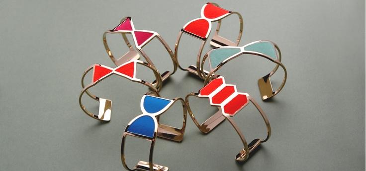 Bracelets collection Cassiopée Véga, Réda, Atik, Alkès