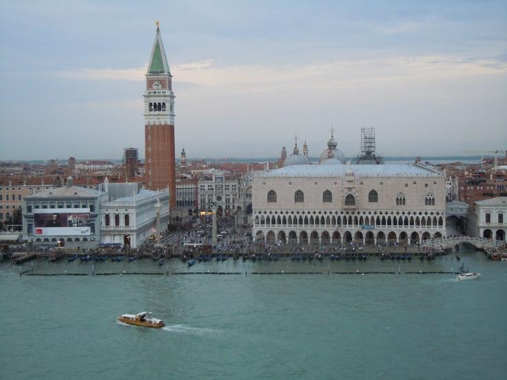 Venice San Marco, Italy, September 2012