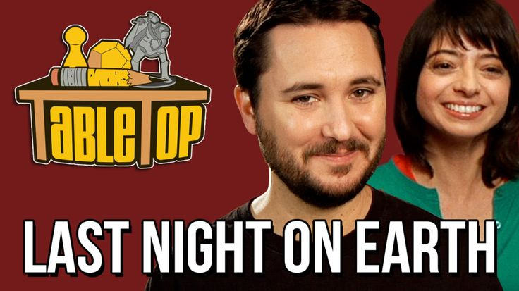 Last Night on Earth: Felicia Day, Riki Lindhome, and Kate Micucci Join Wil on TableTop, episode 15 #lastnightonearth #tabletop #geekandsundry #feliciaday #rikilindhome #katemicucci #wilwheaton #geeks #nerds #gaming #boardgames