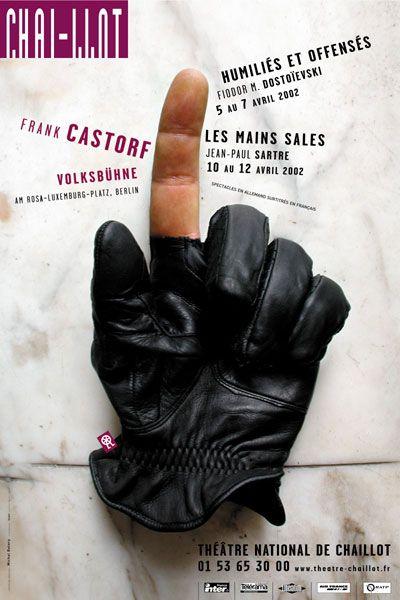 Michal Batory, Humiliés & Offensés/Les Mains Sales, 2002