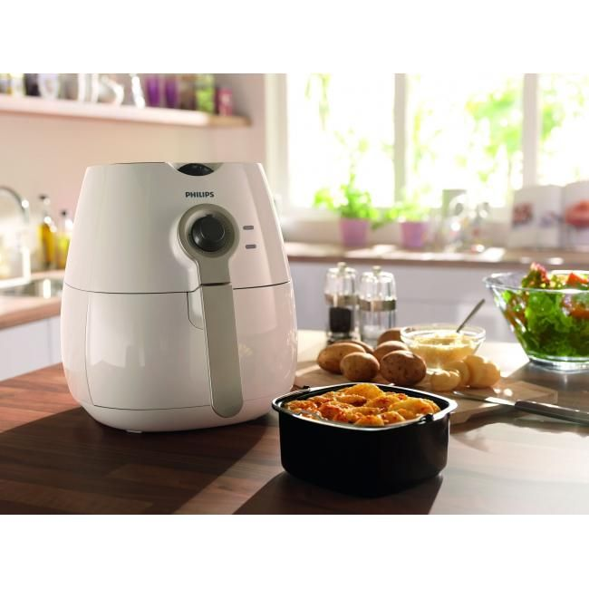 Want to enjoy delicious fried food without the added oil? Have a look at the Philips Viva Air Fryer at The Good Guys - no oil necessary! #TheGoodGuys