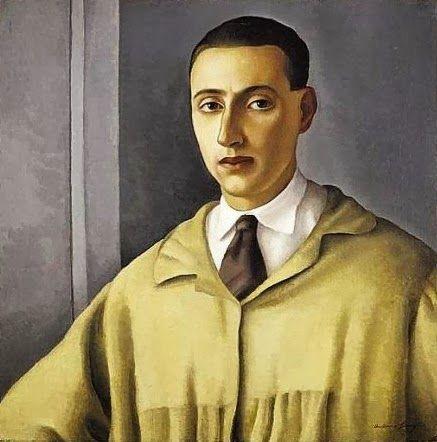 antonio donghi self portrait 1924