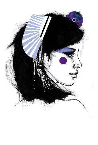 Lina Ekstrand - Illustration - Agent Molly & Co