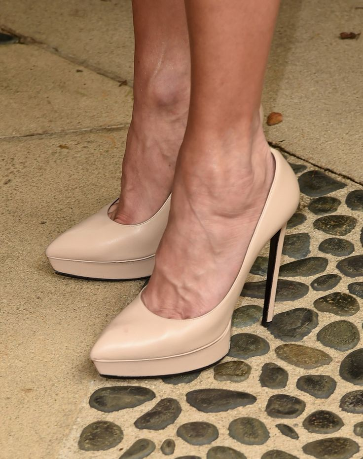 Taylor Armstrong Photos Photos - TV personality Taylor Armstrong, shoe detail, attends The Rape Foundation's annual brunch at Greenacres, The Private Estate of Ron Burkle on October 4, 2015 in Beverly Hills, California. - The Rape Foundation's Annual Brunch