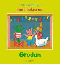 Stora boken om Grodan (EJ LÄST) Grodan är en hjälte för små och stora läsare i hela världen. Nu fyller han 25 år! Och det firas med en samlingsvolym med sju berättelser om Grodan och hans vänner, varav en ny.  Ingår: Grodan och Haren, Grodan och den stora dagen, Grodan och Råttan,  Grodan blir glad, Räkna med Grodan, Grodan hittar en vän samt Grodans vårkalas.