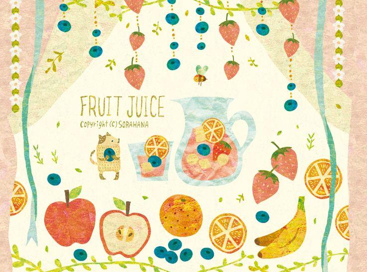 FRUIT JUICE(参考)