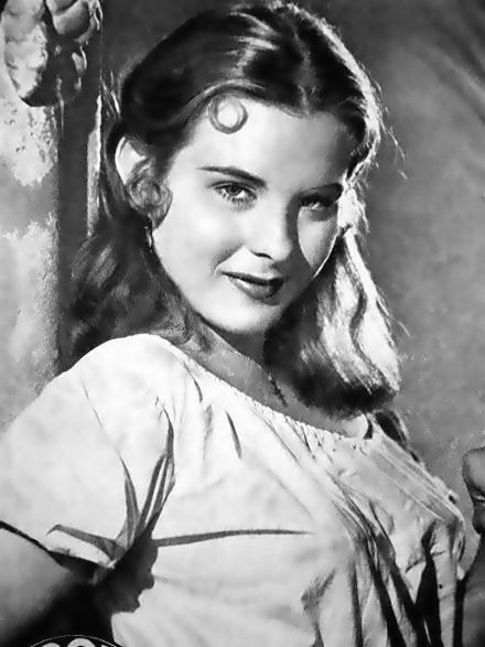 191 best Jean Peters (1926-2000) images on Pinterest ...