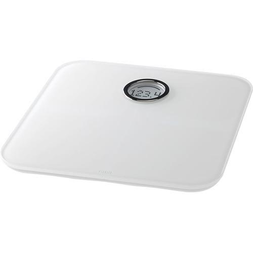 Fitbit - Aria Wi-Fi Smart Scale - White - Angle