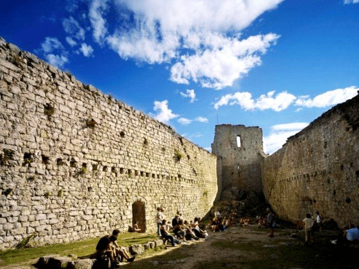 Descubre Castillo de Montsegur