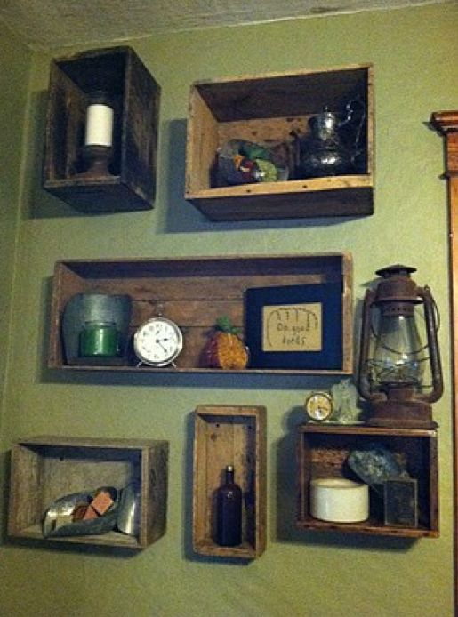 165 best Beautifull Hanging Shelves Design Ideas images on Pinterest ...