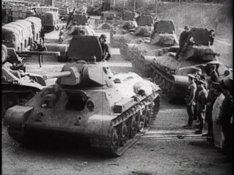 T 34 Russian Victory Documentary
