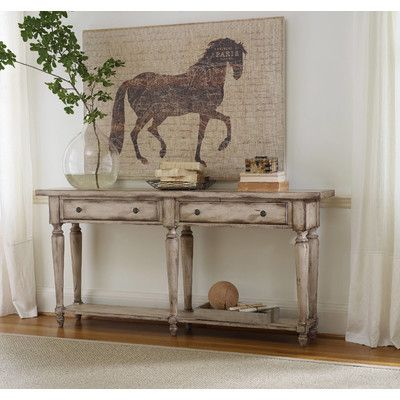 Hooker Furniture Thin TV Stand