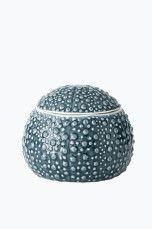 Ellos Home Skrin Korall höjd 11 cm Blå - Prydnadssaker |          Ellos Mobile