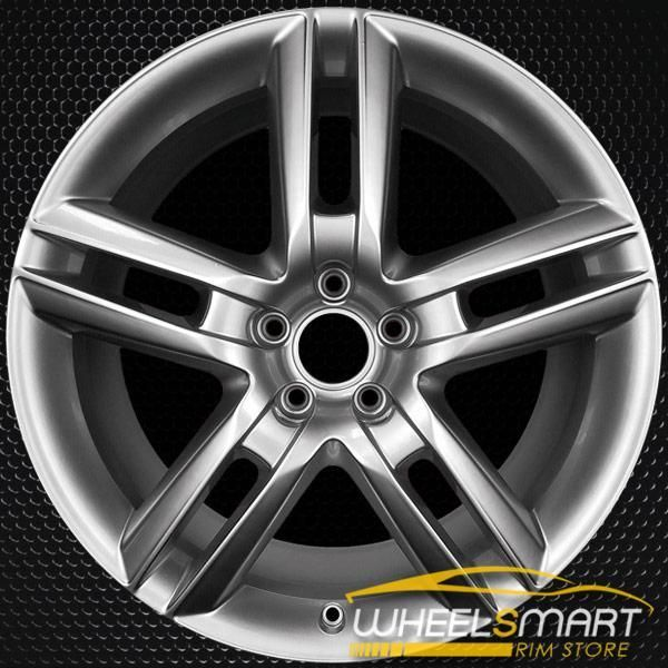 19 Audi A6 Rims For Sale 2016 2018 Silver Oem Wheel 58972 Oem