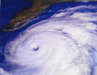 Hurricane Andrew struck South Florida near Homestead as a compact Category 5 system in the early morning hours of Aug. 24, 1992. After buzz-sawing through Miami-Dade County, Andrew proceeded to hit the Louisiana Gulf Coast west of New Orleans. At the time, it was the costliest hurricane to hit the United States, leaving 26.5 billion dollars in damage in 1992 dollars.