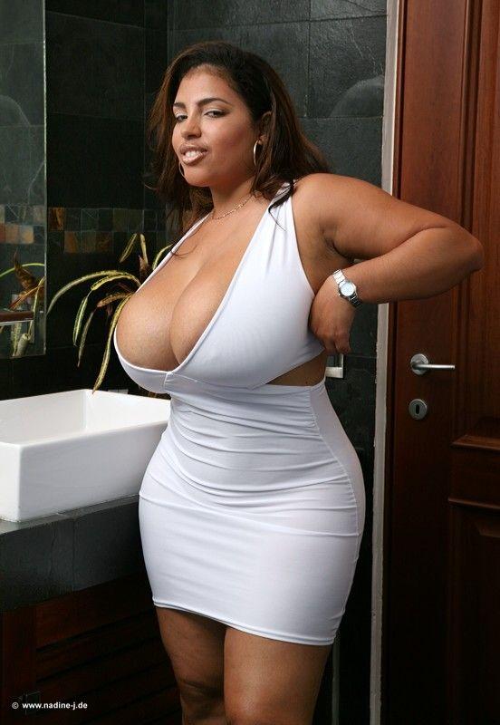 Busty ebony big ass