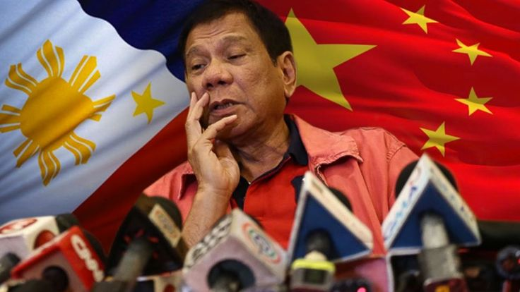 Duterte jokes about Philippines being a province of China #philippines #news http://ift.tt/1CijO2m